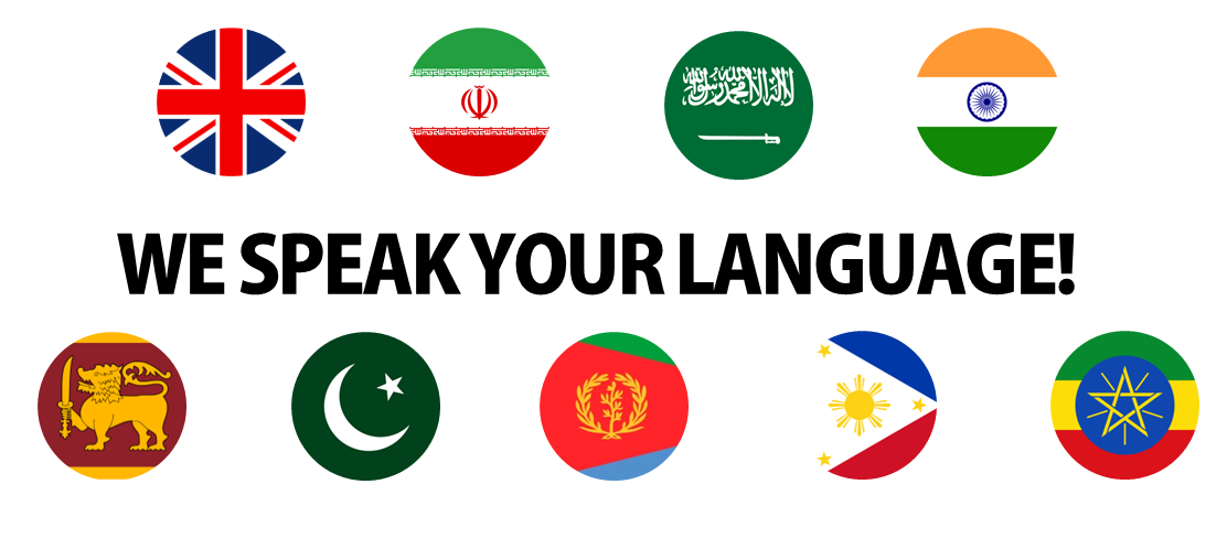Iran Insurance Speaks Your Language